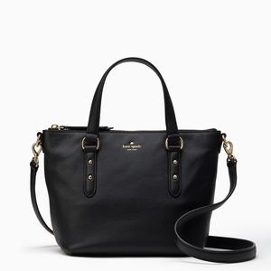 Kate Spade Larchmont Ave Small Penny Satchel